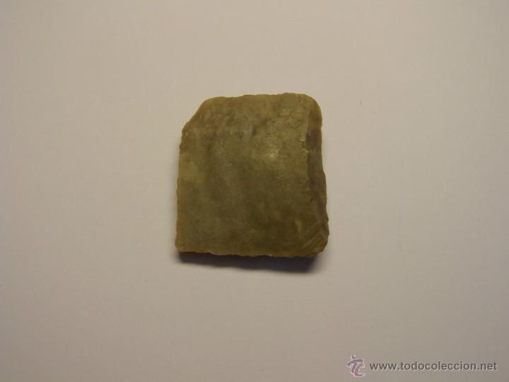 Militaria: Piedra o pedernal para arma de avancarga de chispa. - Foto 2 - 43191719
