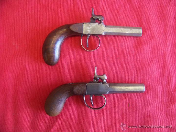 PISTOLA,PISTOLAS (Militar - Armas de Fuego de Avancarga y Complementos)