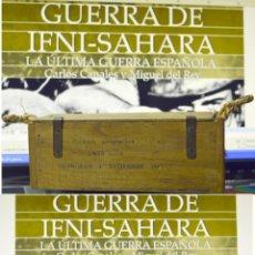 Militaria: CAJA DE POLVORA. Lote 45512185