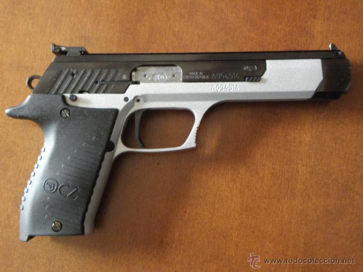 Militaria: Pistola CZ 122 Sport con 2 cargadores - Foto 6 - 192205273