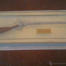 Militaria: BONITA REPLICA ARMA DE FUEGO. CARABINA TARPLEY.1863. . Lote 48668037