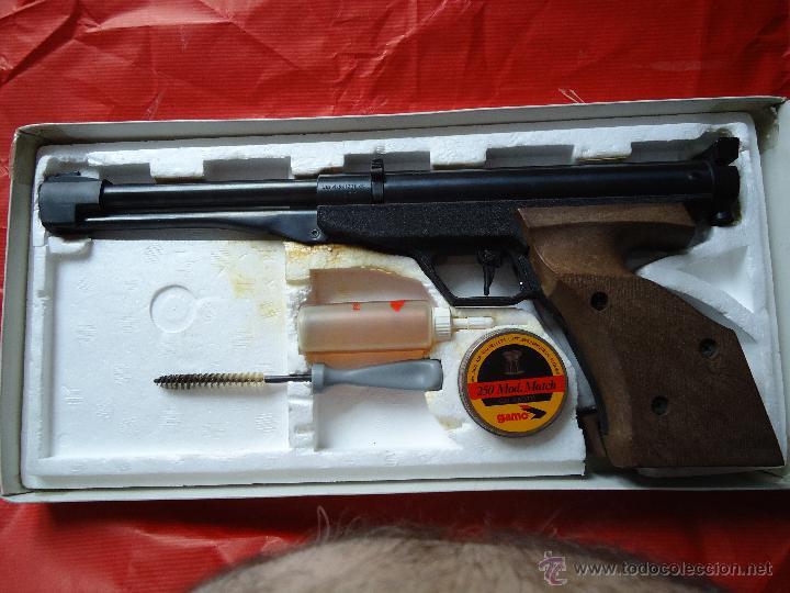 En Aire Comprimido Subasta Gamo De CóndorVendido Pistola Modelo wXiTOZkuP