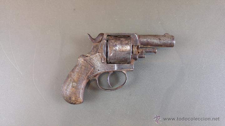 397877bf612 Antiguo revolver british bulldog - Sold through Direct Sale - 50134171