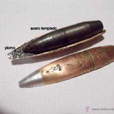 Militaria: MUNICIÓN SECCIONADA PARA COLECCIONISTA. Lote 50281823