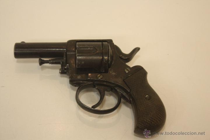 f96320d5107 Revolver pistola de fogueo british bulldog (año - Sold through ...