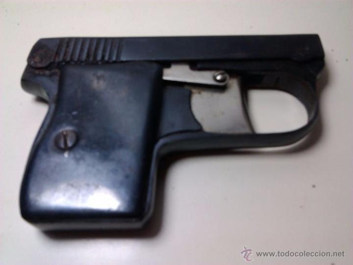 Militaria: Pistola Cometa Central años 40 - EM GE (espantaperros) - Foto 5 - 205342468