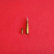 Militaria: 7,92 X 40 CETME(1º MODELO),INERTE. Lote 51327956