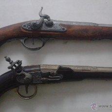 Militaria: RÉPLICAS MOSQUETE 1867/1760. Lote 103600232