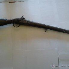 Militaria: CARABINA DE AVANCARGA. Lote 43516593