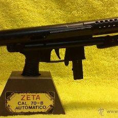 Militaria: MAQUETA SUBFUSIL AMETRALLADOR Z -70-B. Lote 52007455