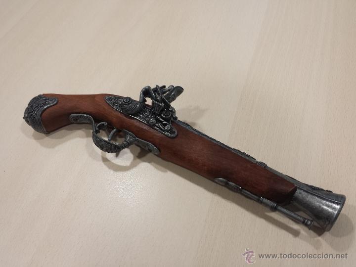 TRABUCO PISTOLA AVANCARGA 1760 (RÉPLICA) (Militar - Réplicas de Armas de Fuego y CO2 )