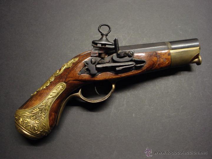 pistola de pedernal estilo ripoll de la fábrica - Comprar ...