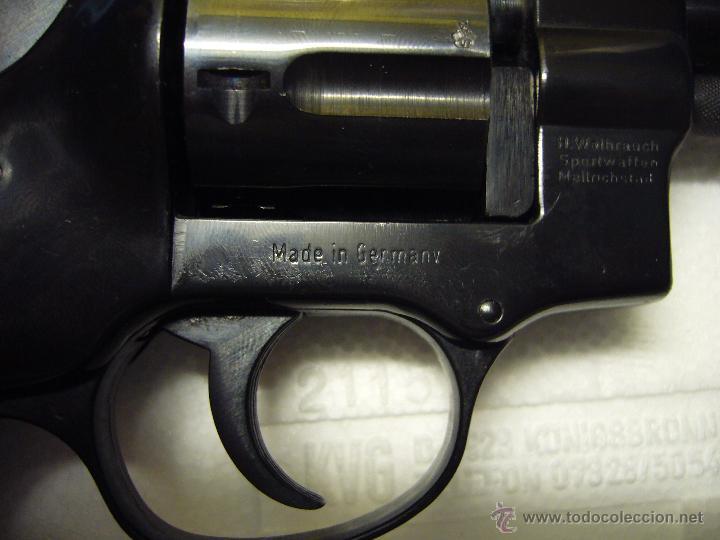 Revolver arminius cal 32 s&w long  inutilizado - Sold through Direct