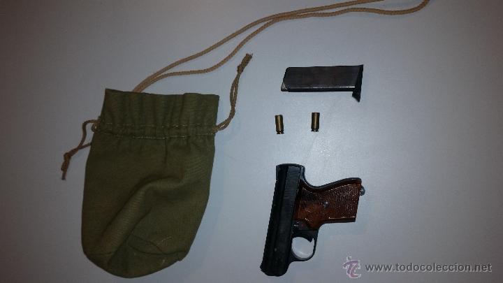 Militaria: PISTOLA DE FOGUEO RHONER SPORTWAFFEN GMBH mod 15 KAL 8mm PTB 83/2 - Foto 5 - 54699617
