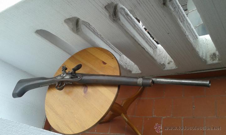 Militaria: TRABUCO INGLES DE CHISPA TOWER,CAÑÓN BANCO DE PRUEBAS,NECESARIO LIBRO DEL COLECCIONISTA - Foto 10 - 68792699