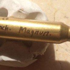 Militaria: CARTUCHO 300 WINCHESTER MAGNUN. INERTE. Lote 55347333