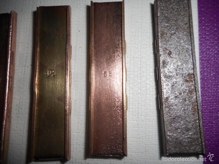 Militaria: gce lote 5 peines 7,92x57 mauser checo inertes - Foto 4 - 55351355