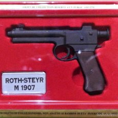 Militaria: PISTOLA ROTH-STEYR M 1907,RÉPLICA MINIATURA ESCALA 1:2,5. Lote 56305091