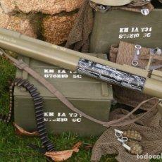 Militaria: LANZACOHETES RPG 80 INUTILIZADO. Lote 70127065