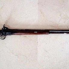 Militaria: DE MUSEO ESCOPETA ESPAÑOLA DE EIBAR FABRICADA POR FCO. BARRENECHEA,AÑO 1856. Lote 70685653