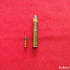 Militaria: 11,15 X 60 R MAUSER (MOD.71),INERTE. Lote 74327871