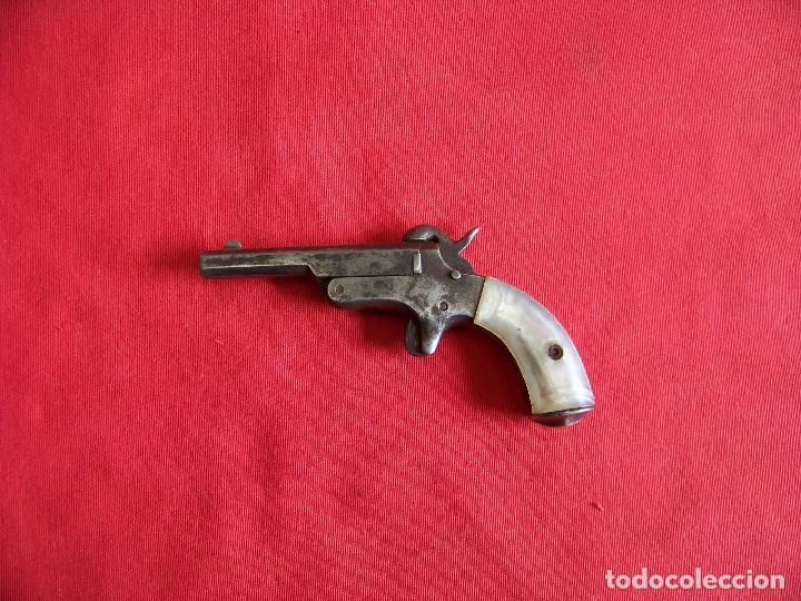 PISTOLA LEFAUCHEUX (Militar - Armas de Fuego en Uso)