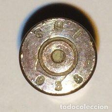 Militaria: CARTUCHO DE AVIACION ITALIANO 303 BRITISH 7,7 MM BREDA. INERTE. Lote 81017934