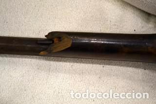 Militaria: ESCOPETA DE CHISPA ESPAÑOLA CON PUNZONES DE ARMERO. EIBAR 1821 - Foto 11 - 81214188