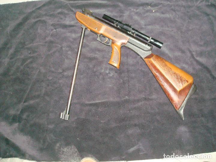 Militaria: escopeta de aire comprimido gamo 68 con mira telescopia y funda - Foto 9 - 144295333