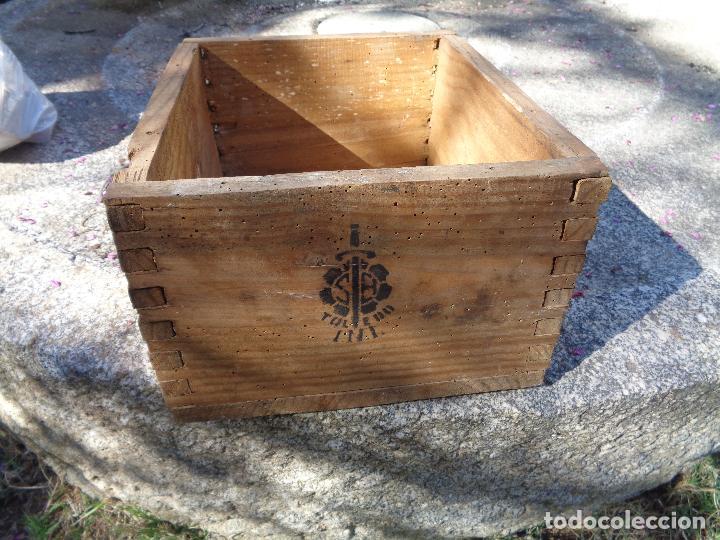 Militaria: caja madera municion santa barbara - Foto 3 - 85074016