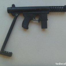 Militaria: MINIATURA O MAQUETA DEL SUBFUSIL STAR Z-70-B . METAL. Lote 88088032