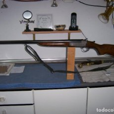 ASTRA Ciclope, escopeta de un caño con martillo estilo revólver.