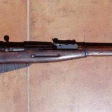Militaria: FUSIL MOSIN NAGANT 7,62 MM MOD. 1891-30 –URSS-1937 - INUTILIZADO. Lote 126595118