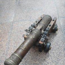 Militaria: CAÑON ESPAÑOL 24 LIBRAS. Lote 95934799