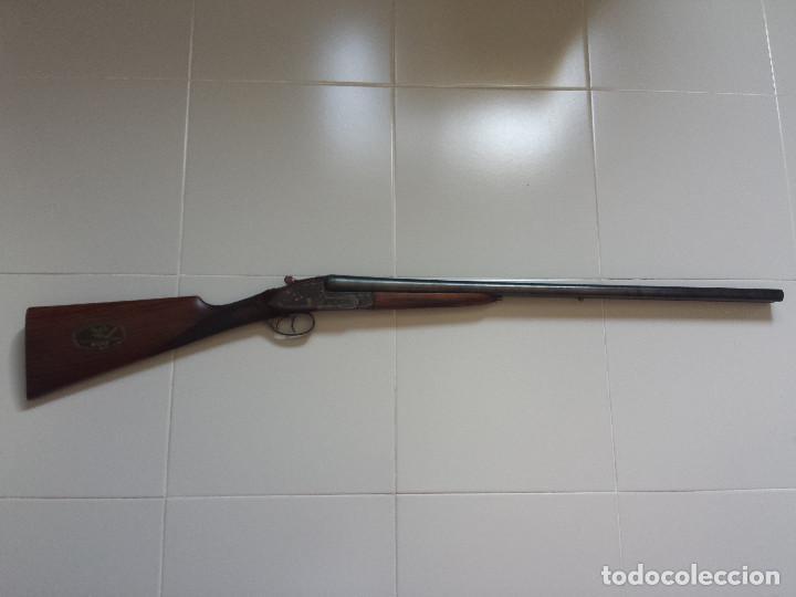 Militaria: preciosa paralela EGO calibre 12 - Foto 2 - 96305235