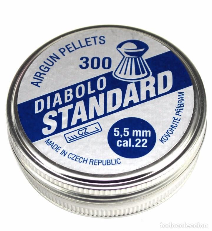 STANDARD 35323 1800 Balines DIABOLO STANDARD Cal 5.5 Marca DIABOLO Modelo