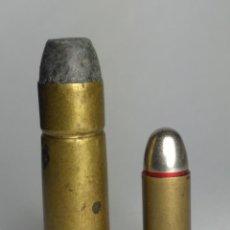 Militaria: .44-40 WINCHESTER C.F. MOD.73 --CARTUCHO INERTE--. Lote 103782983