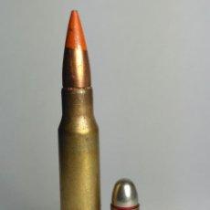 Militaria: .308 WINCHESTER TRAZADOR, RA --CARTUCHO INERTE--. Lote 103783511