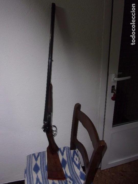 ESCOPETA PERRILLOS EL TRUST IBARRES CAL 16 (Militar - Armas de Fuego en Uso)