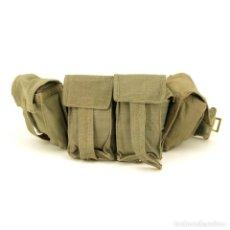 Militaria: CINTO MUNICIÓN. Lote 108028019