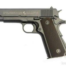 Militaria: COLT 1911 A1 FULL METAL. Lote 112974519