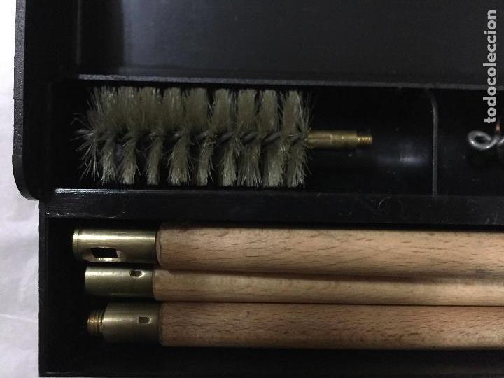 Militaria: baqueta para escopeta de cartuchos, completa - Foto 5 - 222551740