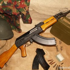 Militaria: AK 47 KALASNICOV ADAPTADO PARA CO2. Lote 116160648