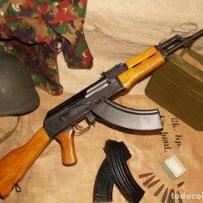 Militaria: AK 47 KALASNICOV ADAPTADO PARA CO2. Lote 114468927