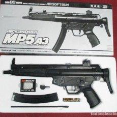 Militaria: MP5A3. Lote 115724651