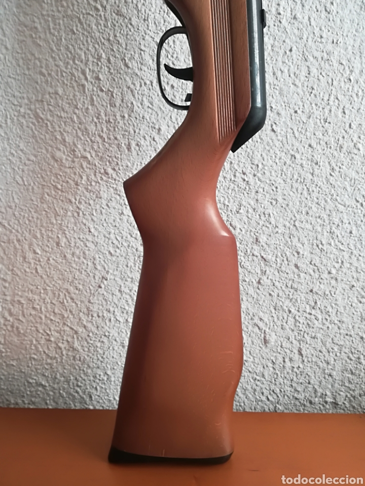 Militaria: Escopeta carabina aire comprimido Gamo 900 - años 80 caza vintage tiro perdigones - Caja original - Foto 3 - 119052499