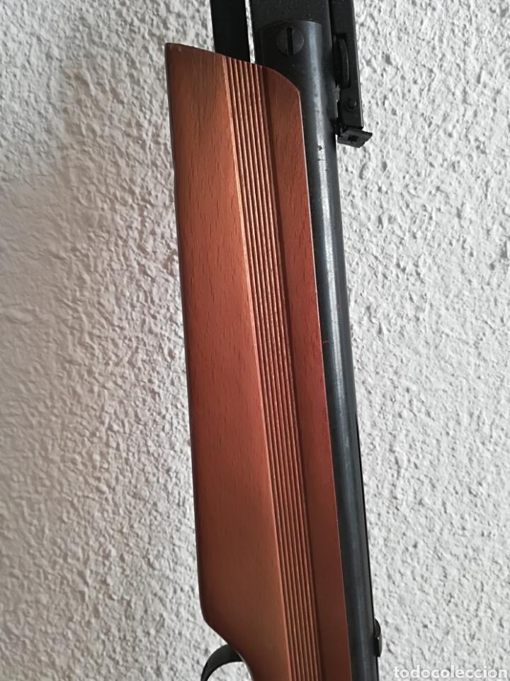 Militaria: Escopeta carabina aire comprimido Gamo 900 - años 80 caza vintage tiro perdigones - Caja original - Foto 5 - 119052499