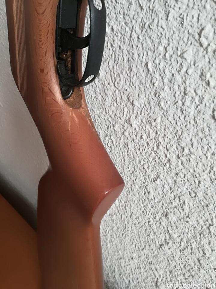Militaria: Escopeta carabina aire comprimido Gamo 900 - años 80 caza vintage tiro perdigones - Caja original - Foto 18 - 119052499