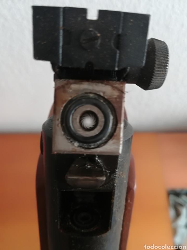 Militaria: Escopeta carabina aire comprimido Gamo 900 - años 80 caza vintage tiro perdigones - Caja original - Foto 30 - 119052499