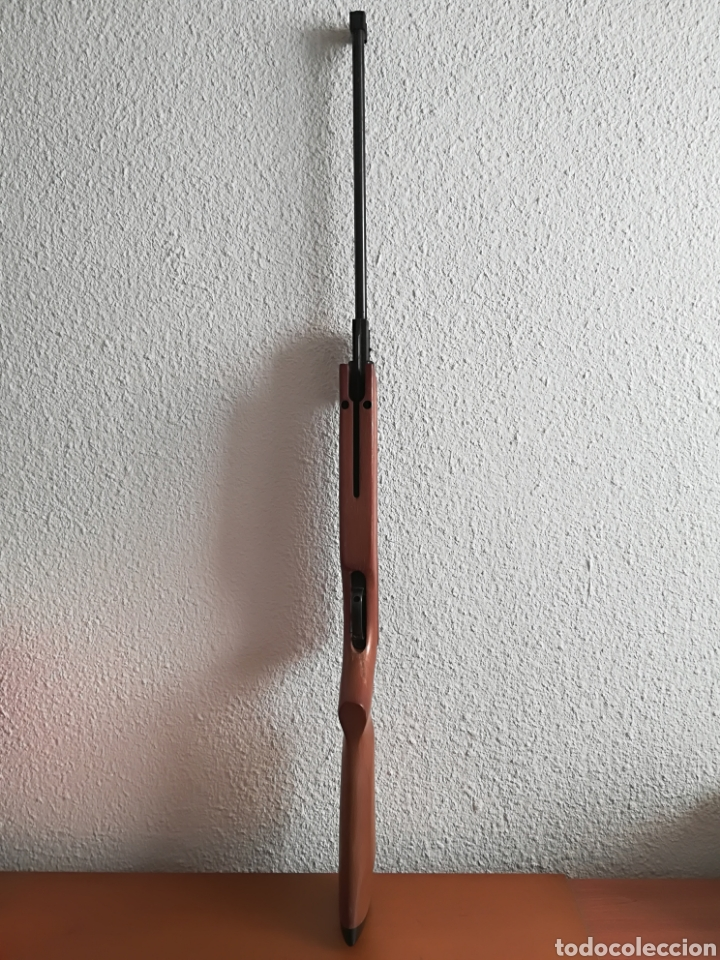 Militaria: Escopeta carabina aire comprimido Gamo 900 - años 80 caza vintage tiro perdigones - Caja original - Foto 41 - 119052499